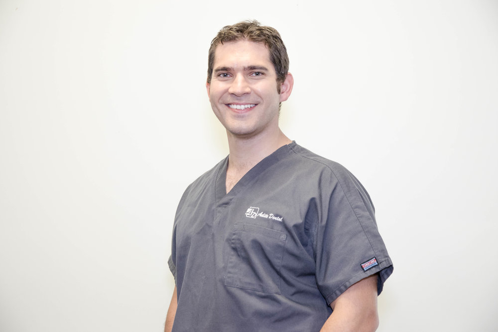 Dr John Tabba- Dentist     Bachelor of Dentistry USYD (2009) Bachelor of medical Science UNSW (2003)   I have been a practicing dentist at Aelite Dental since 2009. Through a compassionate attitude, I believe in providing personal patient care and delivering dental treatment that gives you the ability to smile with confidence. I enjoy the challenges that dentistry brings, and the rewards that come from every smile is what makes it a very satisfying career.  I practice general dentistry and serve patients from the very young to the very old providing treatment including fillings, cosmetic dentistry, crown and bridge work, dentures, implant dentistry, root canal therapy, invisalign and braces.  Outside of dentistry I enjoy keeping fit and frequent the gym and I also play soccer. Some of my interests include astronomy, science, movies, travelling and exploring other cultures.  The team at Aelite Dental are professional and dedicated, we will strive to make your visit to the dentist a pleasurable, relaxed and memorable experience.