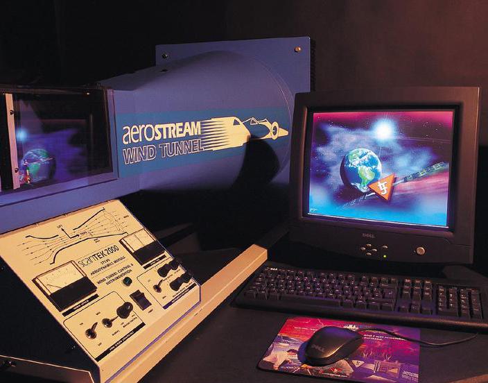 ScanTek AeroStream Module (1995)