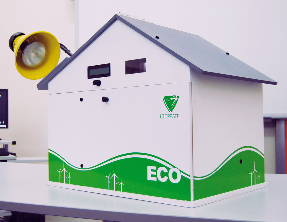 EcoHouse (2010 - to date)