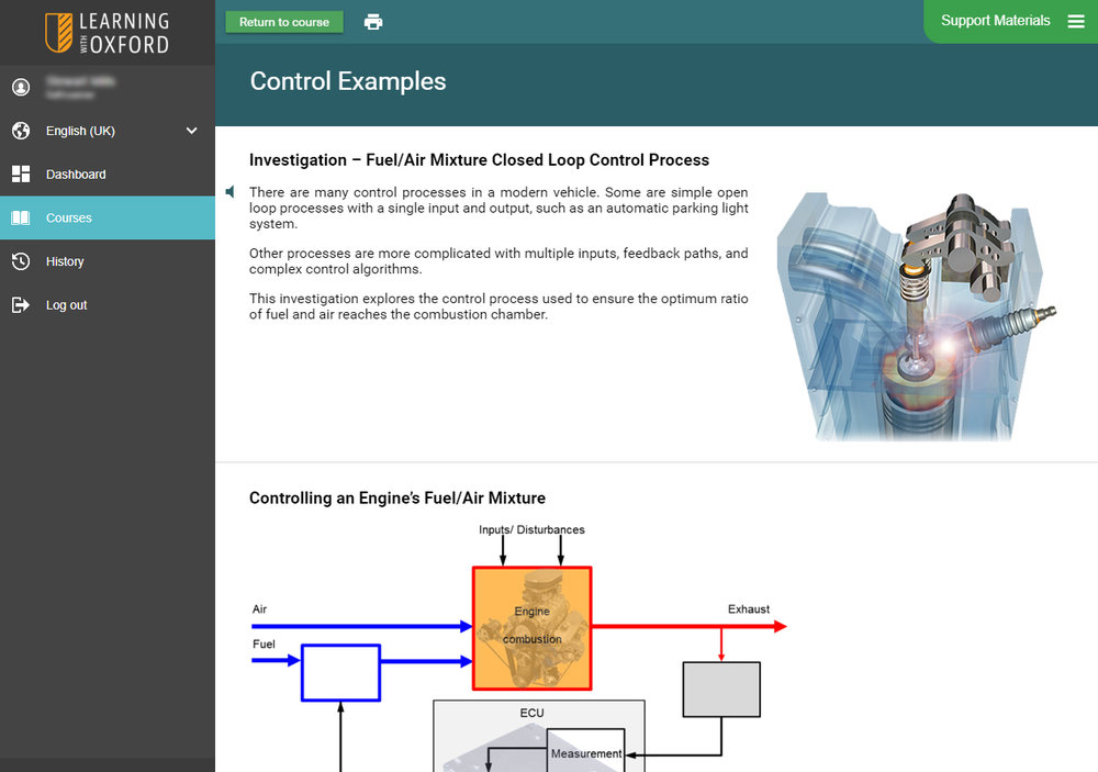 Copy of Sample content screens - electrical systems pack
