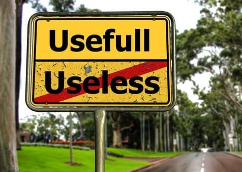 Websites sollten einen nützlichen Zweck erfüllen