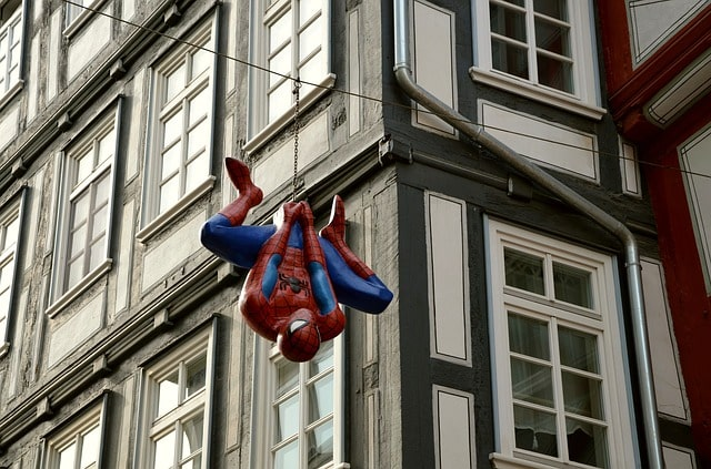 Der Google-Crawler ist eine Art Spiderman: unermüdlich im Einsatz!