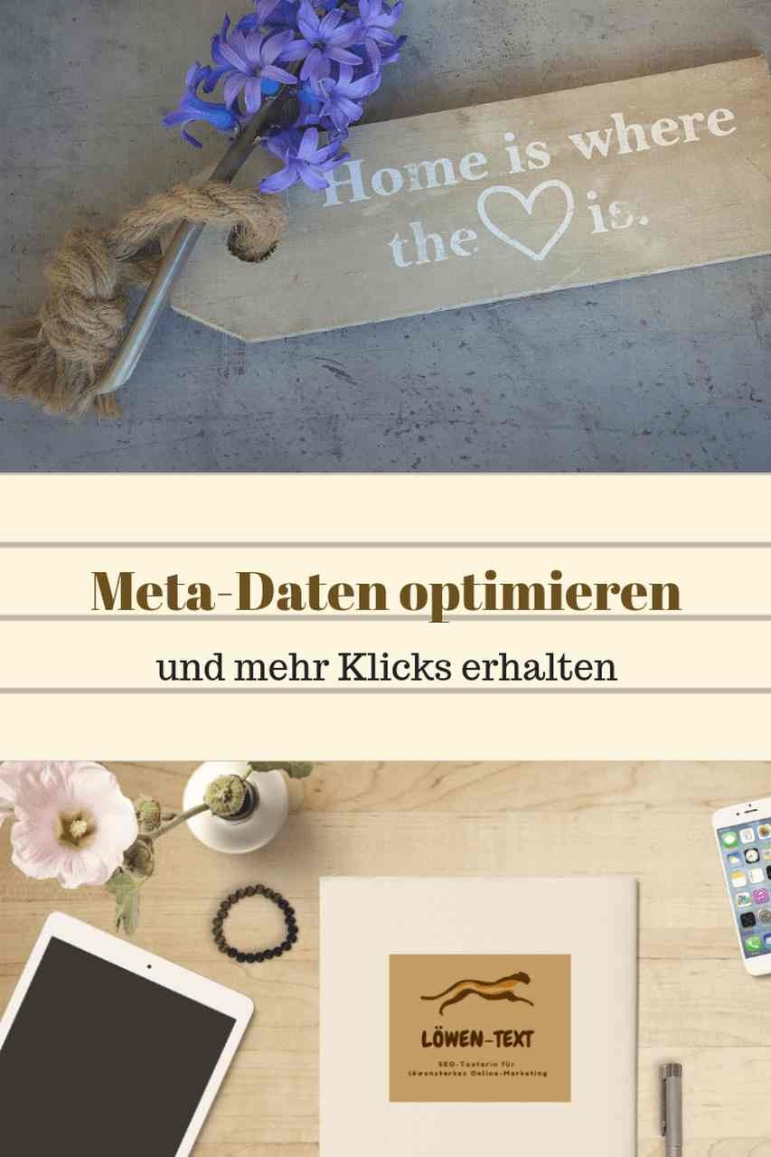 Erhöhen Sie die Klickrate Ihrer Website mit gut formulierten Meta-Tags!