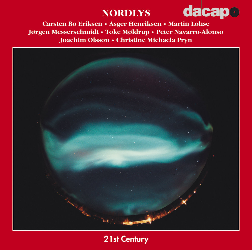 NORDLYS - The ensemble Nordlys is a young Danish ensemble that is contemporary in concept as well as practice. Organized as a co-op of musicians and composers the ensemble consists of a performing quartet and 4 composers. Featuring MARANATA for quartet by Peter Navarro-Alonso. Dacapo Records 2001