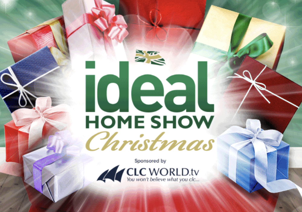 IDEAL HOME SHOW, OLYMPIA - 20th - 24th NOVEMBER 2019Join us for a prosecco at the most wonderful time of the year and visit us at The Ideal Home show this November.