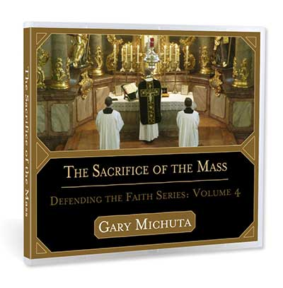 The Sacrifice of the Mass