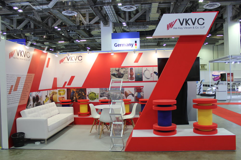 Exhibition Stand Contractor In Germany : Vkvc osea singapore marina bay sands bright future