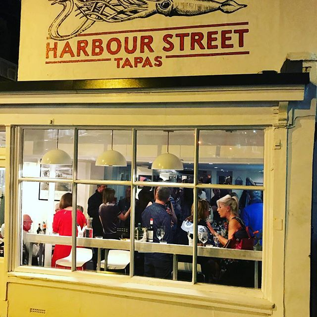 Open Tuesday night next week if anyone interested as Wednesday almost full for valentines ❤️❤️#Whitstable #tapas #tapasbar #halfterm #holidays