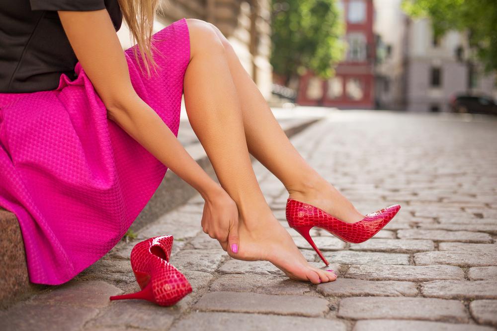 plantar fasciitis and chronic heel pain treatment Manhattan, NYC - Dr. Howard Goldsmith