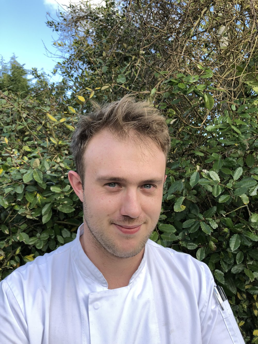 Luke Foreacre - Head Chef & Director