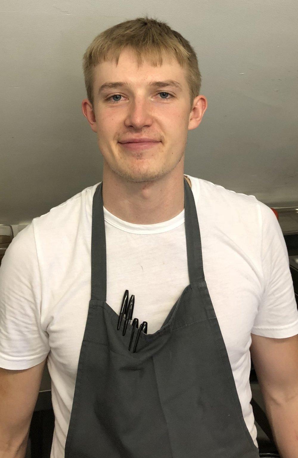 Jon Christie - Sous Chef