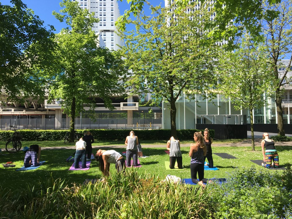 theloveatfirsttribe_pop-up_yoga-class_rotterdam_museumpark