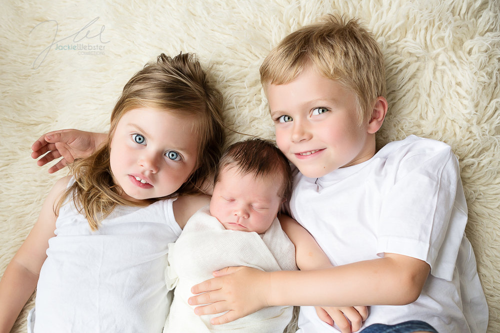 Jackie Webster Collections, Jackie Webster, Weston-super-Mare newborn baby photographer,newborn and siblings.JPG