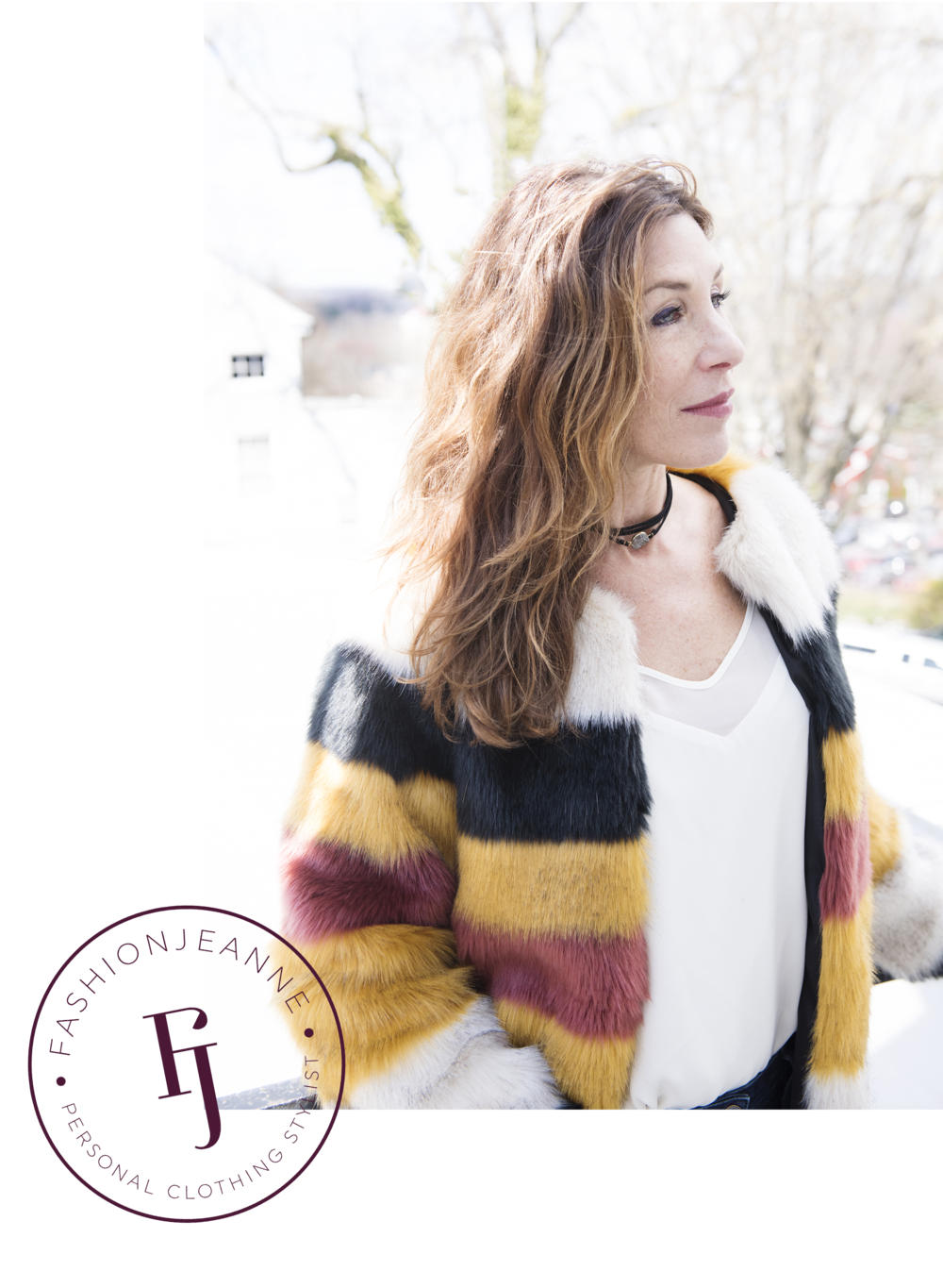 Jeanne Rihm of FashionJeanne Headshot  |  Personal Clothing Stylist for Women