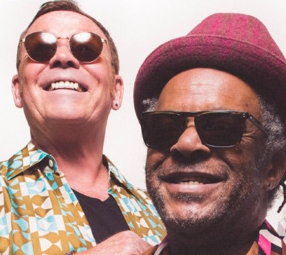 Ali Campbell and Astro