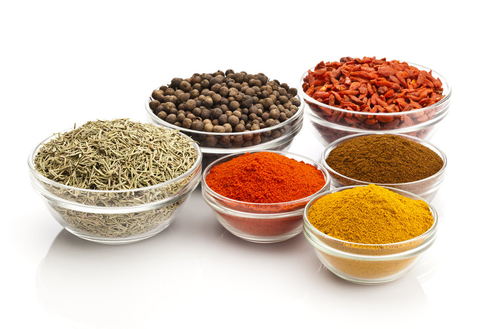 Bulk organic and conventional herbs and spices
