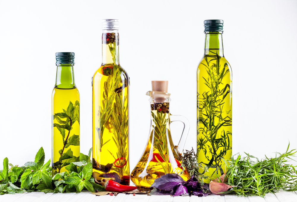 List of Organic and Conventional Oils