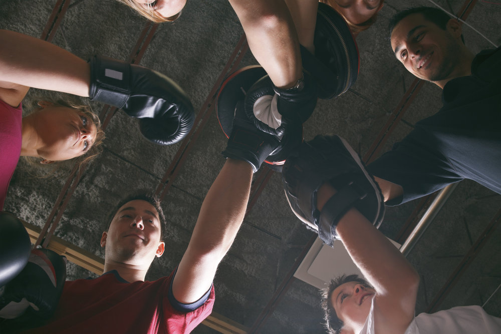 MARTIAL - Mixed martial arts conditioning to develop strength, flexibility, balance and poise while learning real-world self-defense techniques.50 MINutes1/2 dose high & 1/2 dose low intensity