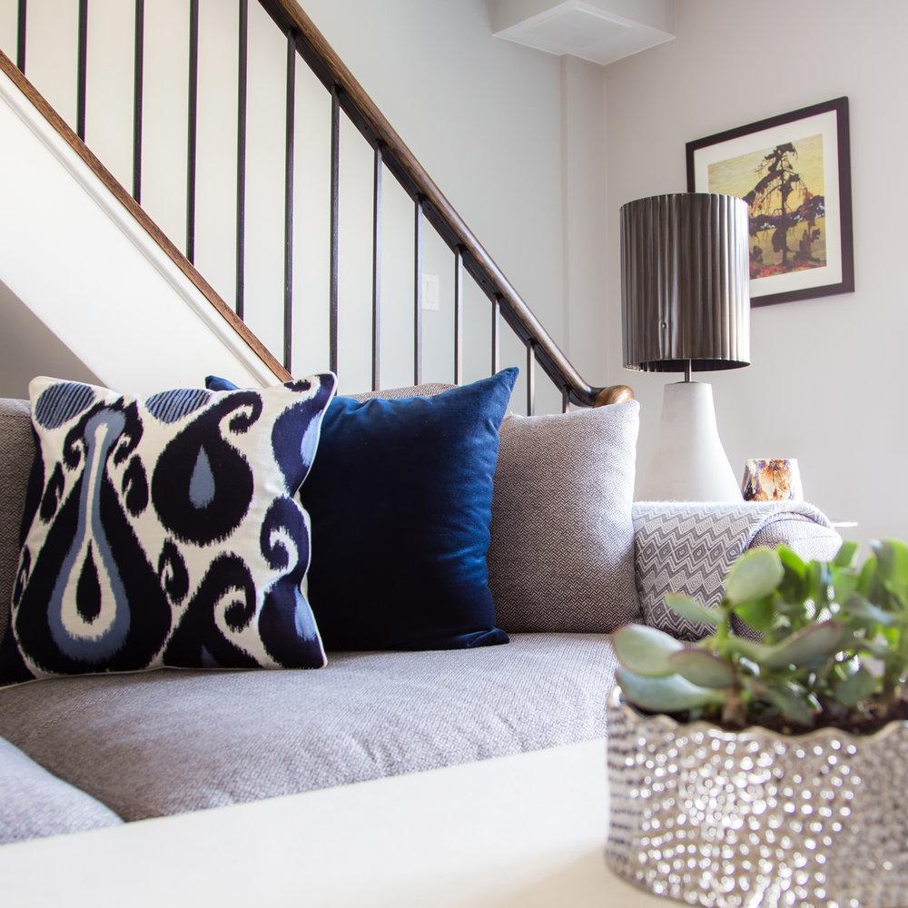 blue-couch-cushion