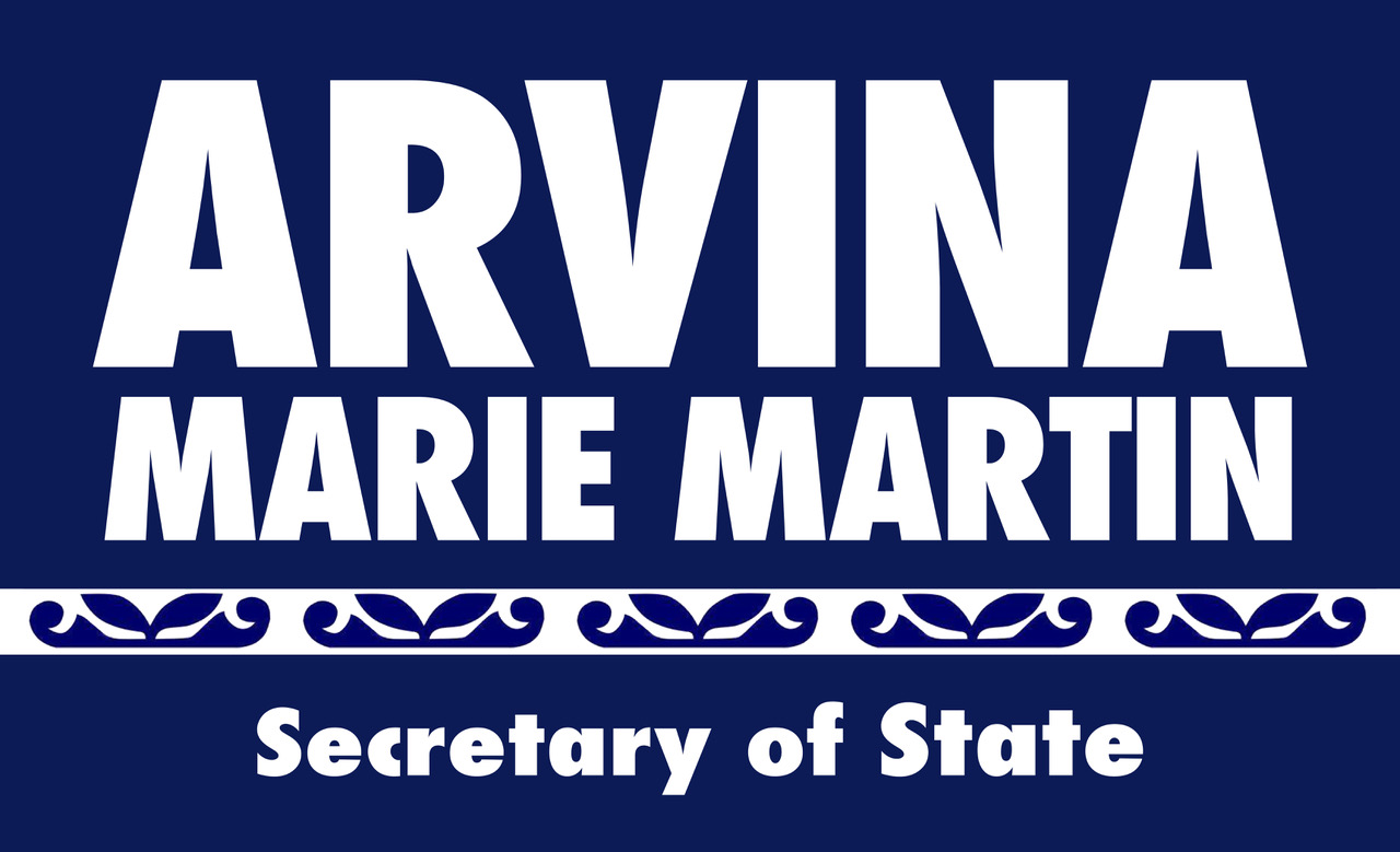 Arvina for Wisconsin