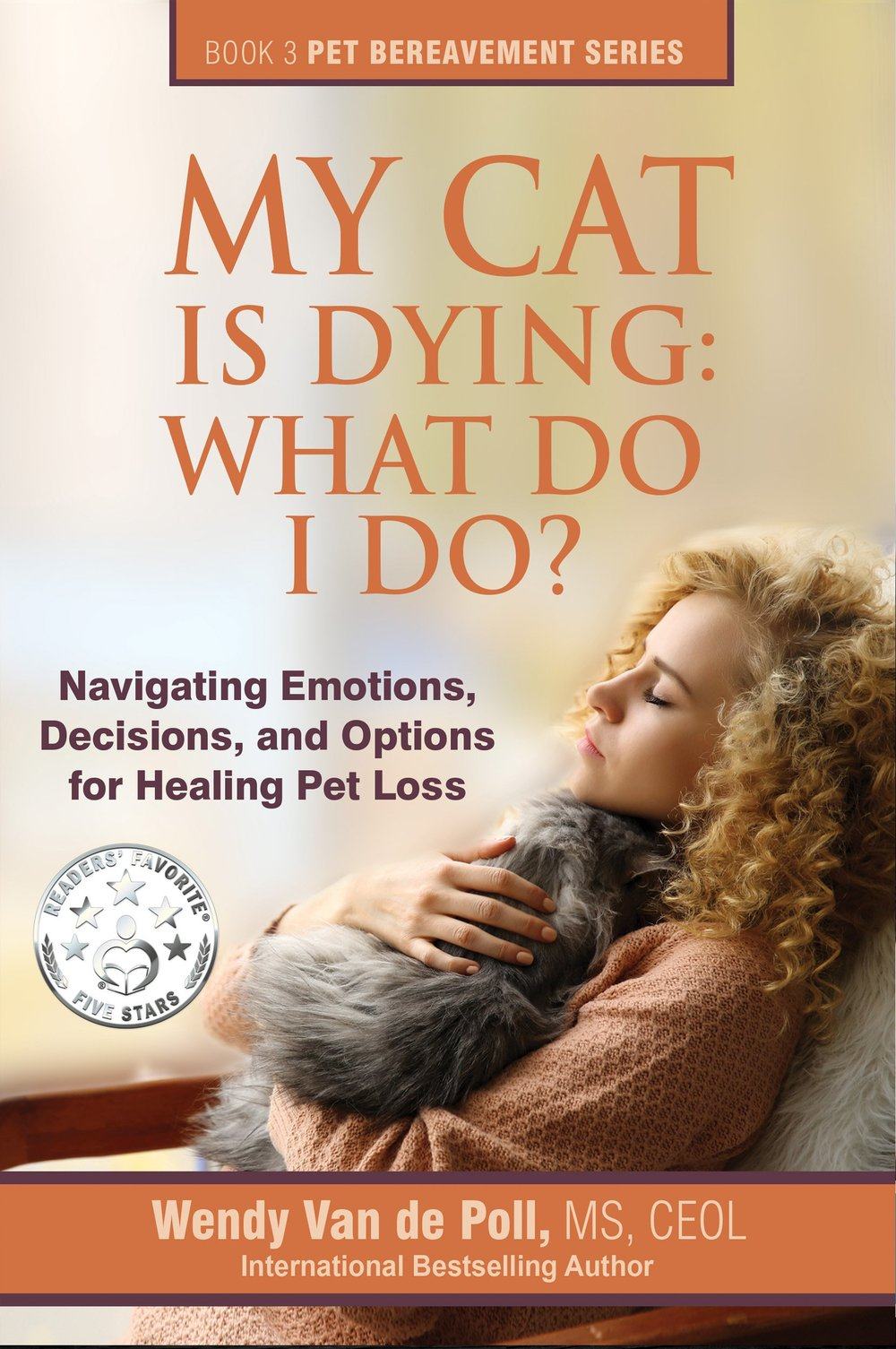 My Cat is Dying Book