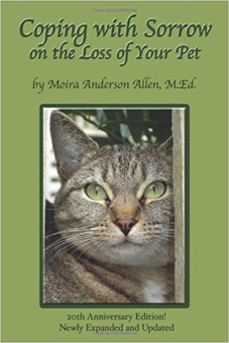 Coping with Sorrow on the Loss of Your Pet Book