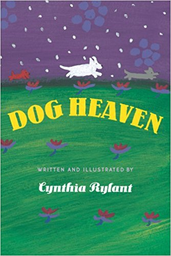 Dog Heaven Pet Loss Book for Children