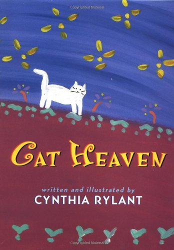 Cat HEaven Pet Loss Children Book