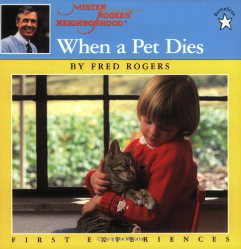 When a Pet Dies Pet Loss for Children Book