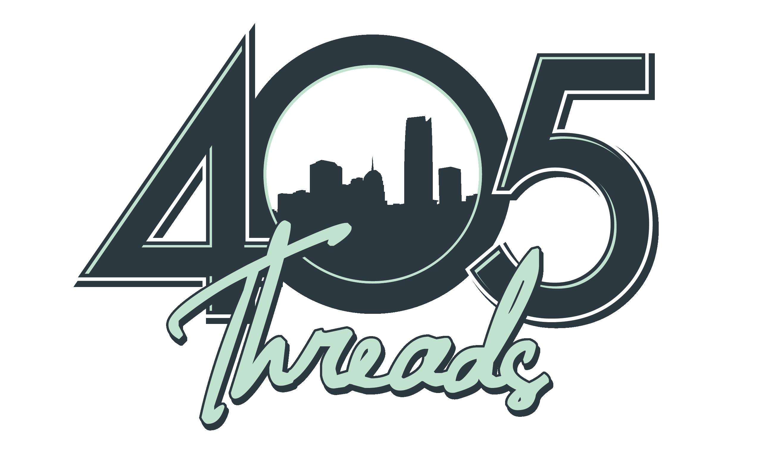 405 threads