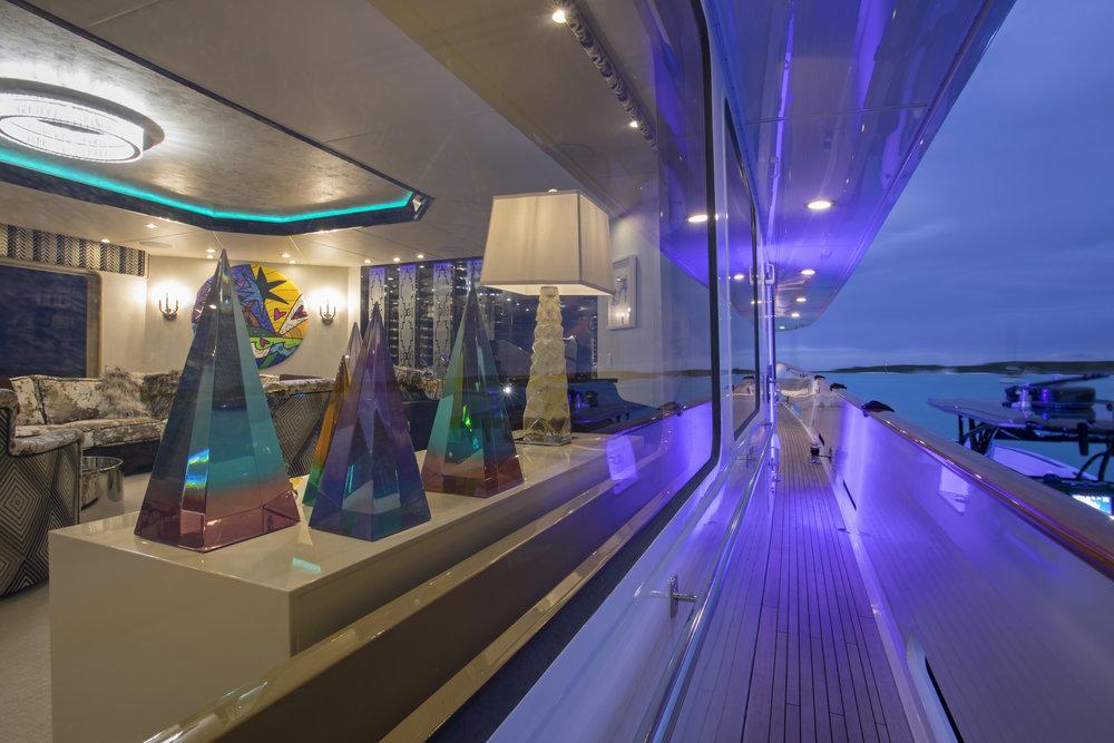 Yacht-sweet-escape-jonathan-adler-acrylic-art