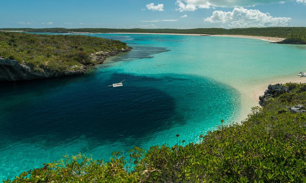 charter-yacht-sweet-escape-long-island-deans-blue-hole-bahamas