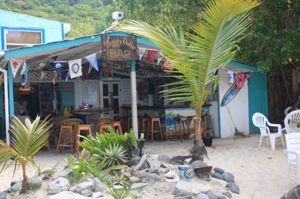 The Salty Dollar, Jost Van Dyke