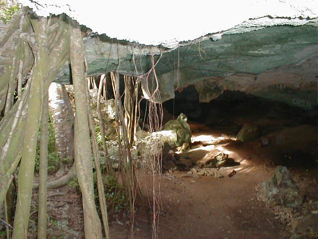 Captain Morgan's Cave