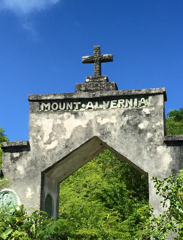 highest-elevation-columbus-father-jerome-mount-alvernia-father-jerome-medieval-francis-assisi-cat-island-authur-catt-charter-yacht-sweet-escape-southern-bahamas-itinerary