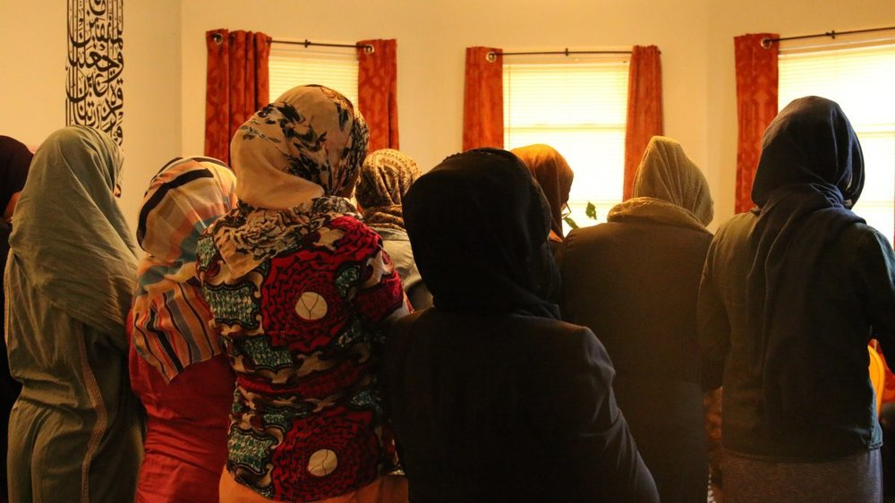 Domestic Abuse Survivors Find Peace and Support at Amal Women's Center -  The Scope