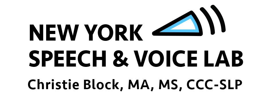 New York Speech & Voice Lab
