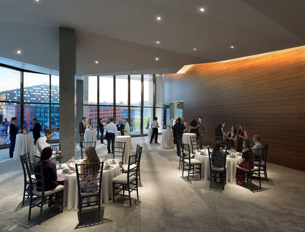 Cambria Boston has 1536 square feet of meeting space