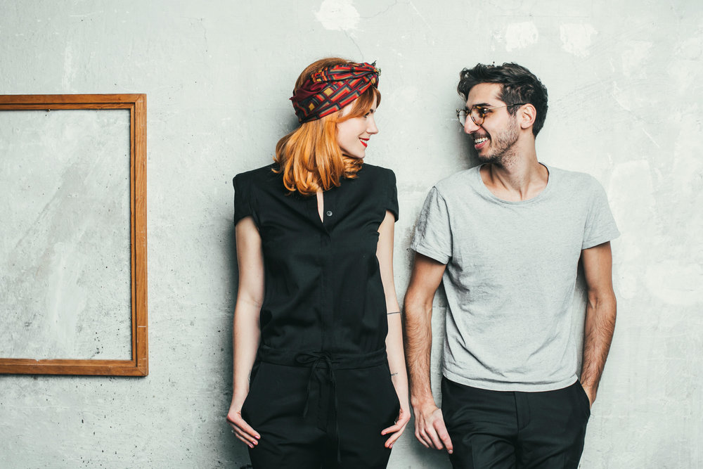 Cecilia and Mathias of Pavillon Studio