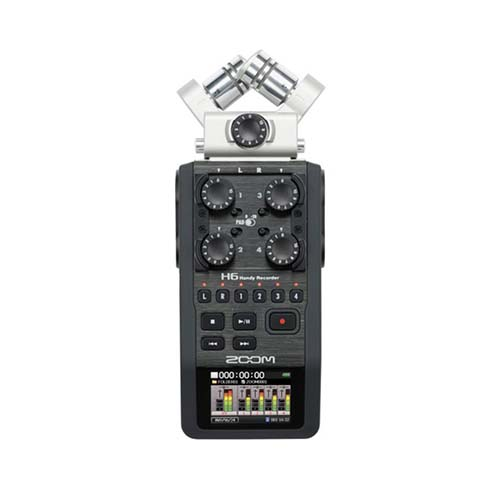 ZOOM H6 RECORDER - Amazon / B&H