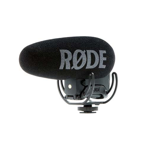 RODE VIDEOMIC PRO (ON CAM MIC) - Amazon / B&H