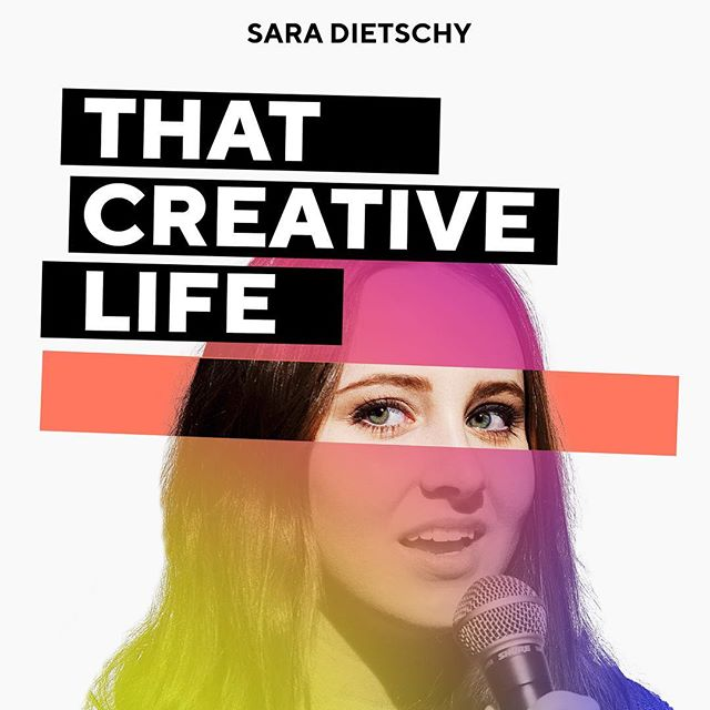 40 EPIC episodes into the podcast... I am changing the name and the look. Welcome to #ThatCreativeLife. I can't wait to relaunch the podcast next month 😎 I just posted a new video about the new rebrand if you want to check it out LINK IN BIO