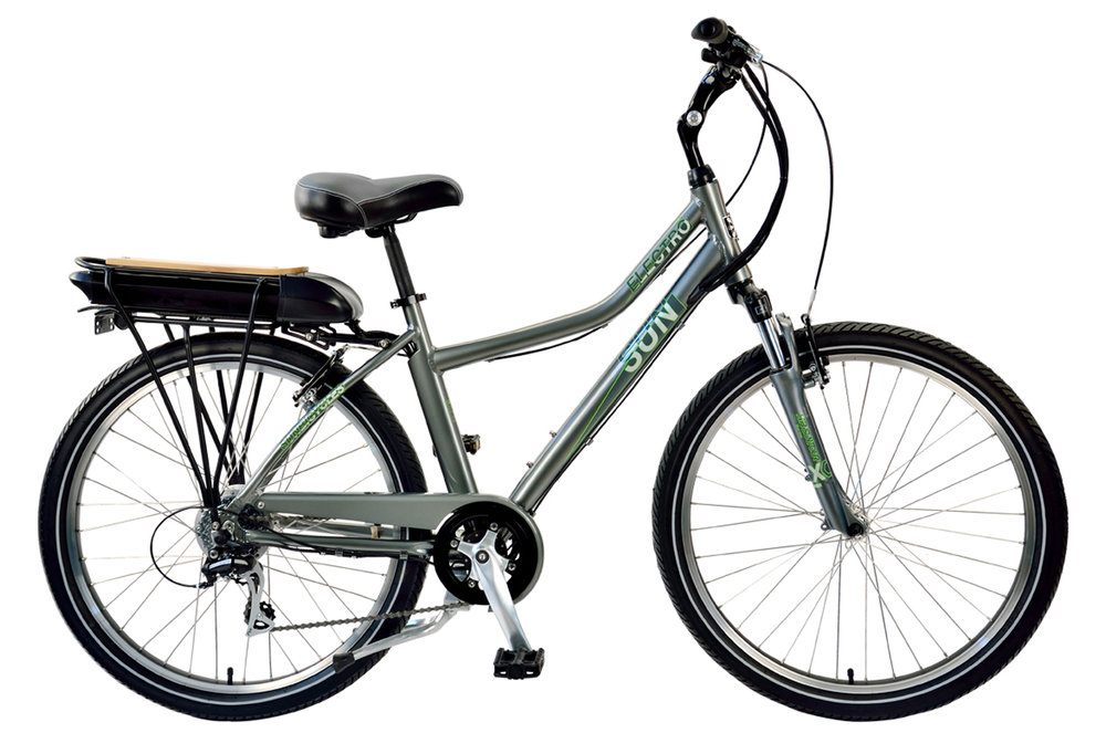 Pedal Assist E-Bike  On Road 1 Hr $20, 3 Hrs $35, All Day $50