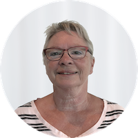 Kasserer - Jette Gammelgaard Errboe   Kontaktperson for Træn dig glad.