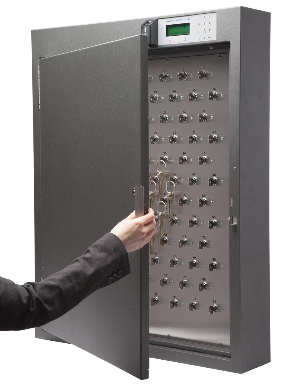 96 SAM Opening Door