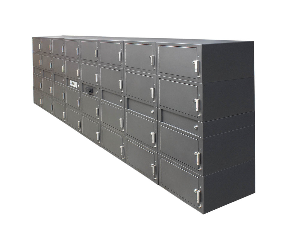 Horizontal Locker 2