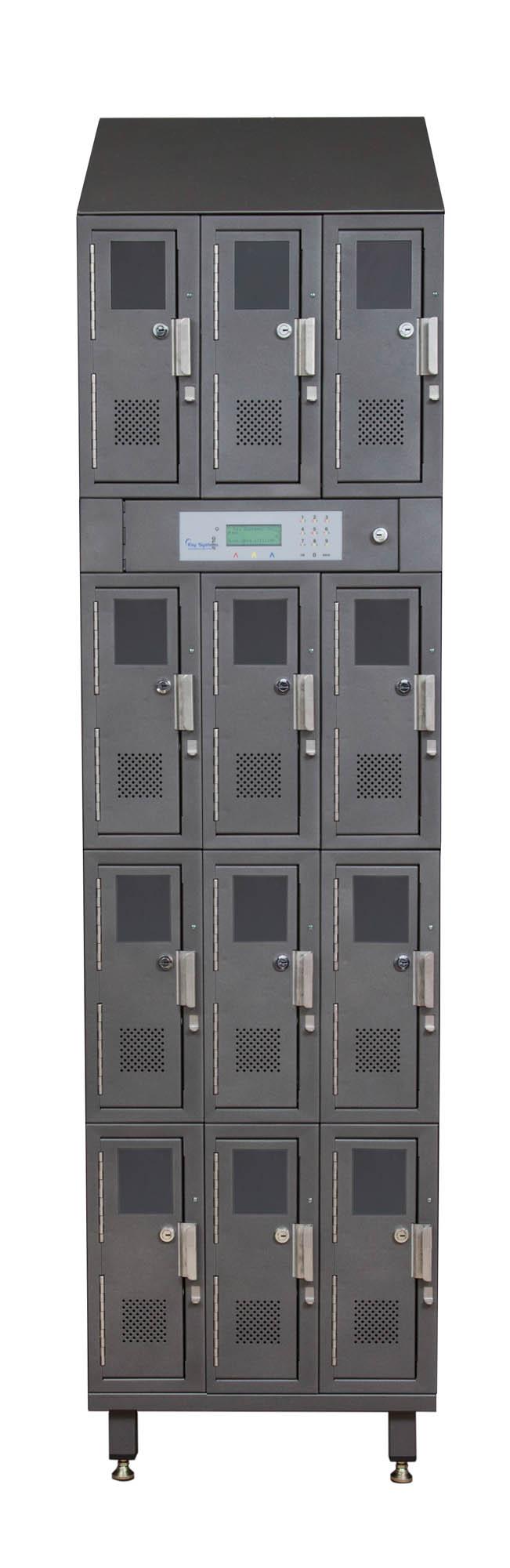 12 Locker