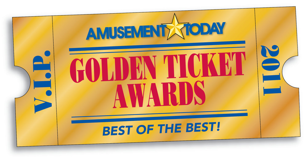 Golden Ticket Awards - Though Texas Giant opened in 1990, it remained popular throughout the whole decade. In both 1998 and 1999, Texas Giant won the Golden Ticket Award for Best Wooden Coaster. Unfortunately, the coaster experienced a ratings decline through the 2000s.In 2011, after the extensive construction into a hybrid coaster,New Texas Giant took top honors once more by winning Best New Ride.