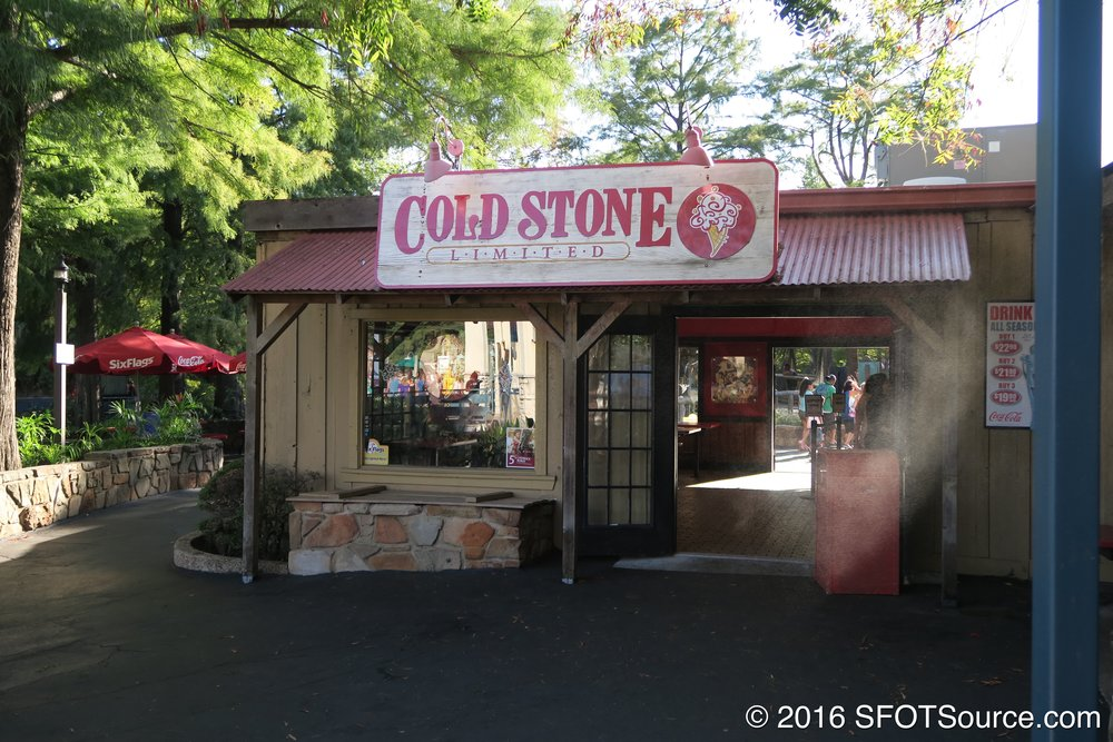 This location was formerly a Cold Stone Limited prior to Oliver's Tavern.