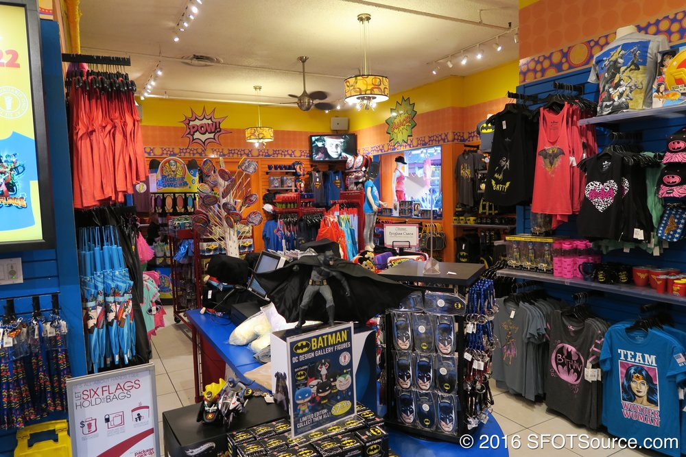 Various Justice League merchandise can be purchased here.